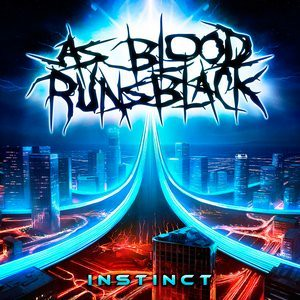 【USED】AS BLOOD RUNS BLACK / INSTINCT
