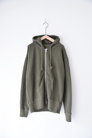 【HTS】HOODED PARKA