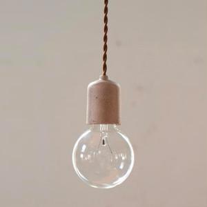 Socket Lamp Bronze|青銅