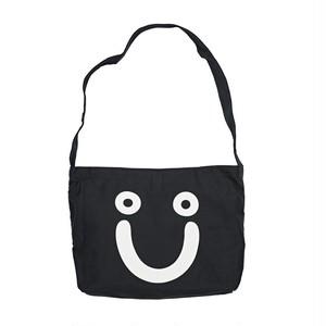 POLAR / HAPPY SAD TOTE BAG BLACK