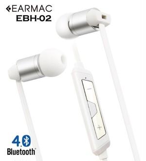 EARMAC(イアマック) apt-Xコーデック採用 CVCノイズキャンセル機能搭載 Bluetooth イヤホン EBH-02