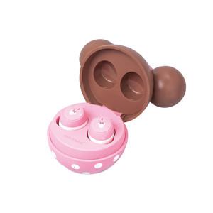 InfoThink ワイヤレスイヤホン Disney ミニーマウス Minnie Mouse iTWS100-Minnie