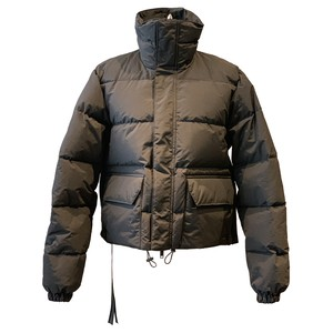 BEN TAVERNITI UNRAVEL Oversized down jacket