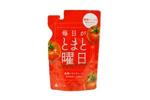 トマトジュースの概念を覆す一品『毎日がとまと曜日 濃縮タイプ(20パック入り)』