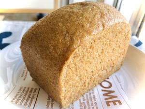 全粒粉100% mimiのないパン 半斤(各種3個入)(冷凍)