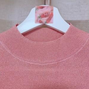 glitter pink tops