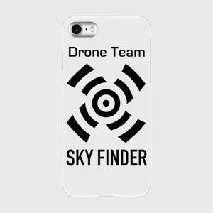 SKY FINDERケース iPhone7  白