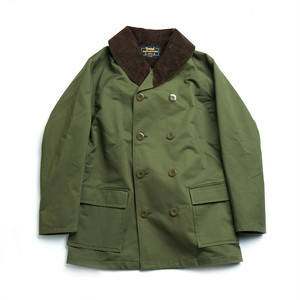 C&V MACKINAW COAT(OLIVE)