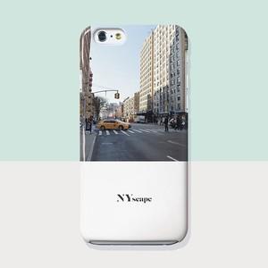 Cityscape iPhoneケース