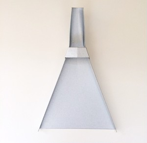 sankaku dustpan silver(三角チリトリ シルバー)