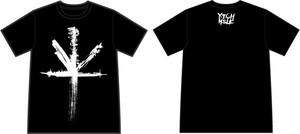 ゆくえしれずつれづれ BIG YT Tシャツ