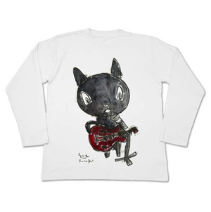 『a boy in the band』キッズロングTシャツ