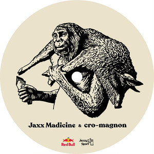 "【残りわずか/12""】Jaxx Madicine & cro-magnon - Lights On Shibuya"