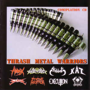 V.A./THRASH METAL WARRIORS