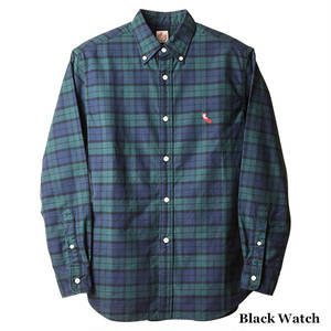 SD Check Button-Down Shirt