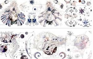 星衍【reco和纸胶带】剥離紙・特殊インク