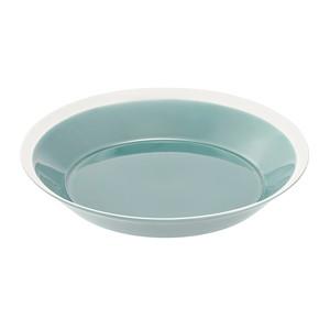 yumiko iihoshi porcelain(ユミコイイホシポーセリン)×木村硝子店 dishes 230 plate (pistachio green)  プレート 皿 23cm 日本製 255220