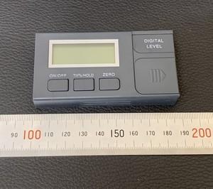ポータブルデジタルキャンバー測定器