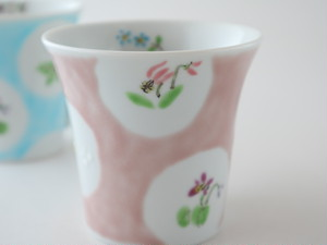 春の野 マグカップ各色