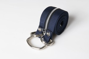 NP030|Exchangeable Twin Tape Belt【Dioscuri】#NVY