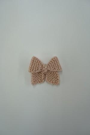 Organic knit ribbon fruit color