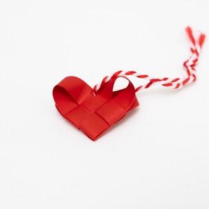 Mat line Heart