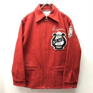 90s BARTACK ウールジャケット