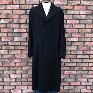 1950s Gieves Balmacaan Coat Made In England