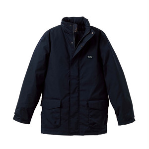 scar /////// BLOOD FIBER DOWN JACKET (Navy)