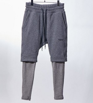 Docking Pants Short Gray