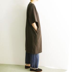 HUE ヒュー 3 POCKETS T-SHIRTS  LONG LENGTH   HUE-05   3ポケットロングTシャツ