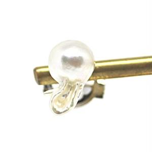 あこや真珠の人魚のタイタックG  ピンズ ピンバッチ