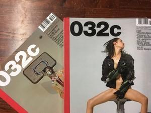 【洋雑誌】032c Issue35