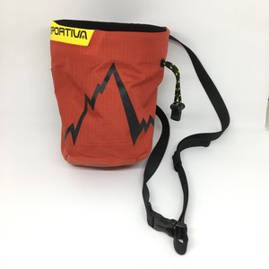 LA SPORTIVA  「Laspo Chalk Bag」赤