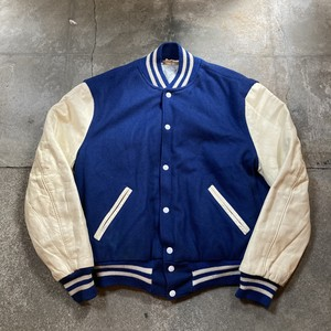 70s HOLLOWAY Award Jacket / USA