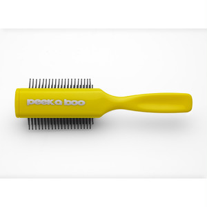 CERAMIC PIN BRUSH (YELLOW)