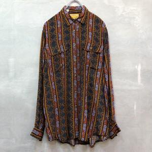 Euro Vintage design shirt #2424