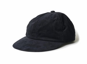 "ENDS and MEANS ""Cord 6Panels Cap"""