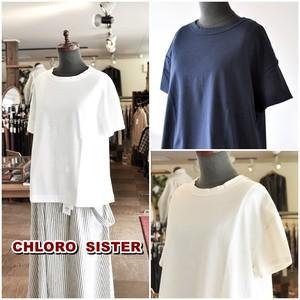 CHLOROSISTER クロロシスター Tシャツカットソー CS3197 レディース 女性用 バーゲン セール 40%OFF