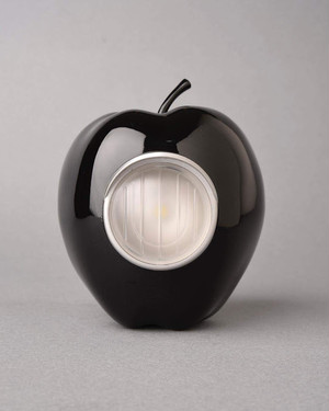 UCV9Z01 : GILAPPLE LIGHT BLACK GROSS 【MEDICOMTOY】