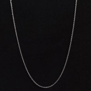 316L Silver Cable Chain