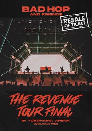 THE REVENGE TOUR FINAL TICKET