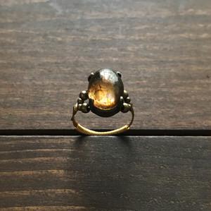 Cabochon ring [Ambert] 3〜20号