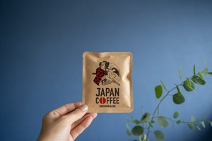 JAPANCOFFEE 伊達男ブレンド8P