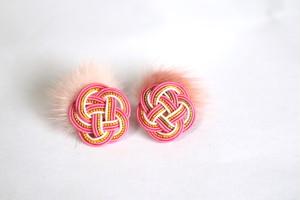 牡丹 peony  (桃色/pink)