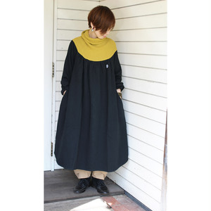 【folk made】F20AW-012 clown dress Free