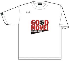 OSAKA DIME 2021 オリジナルTシャツ WHITE