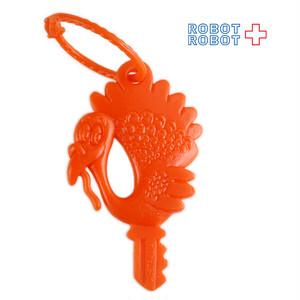 ケロッグ ペットキー  TUR-KEY (ターキー)オレンジ R&L おまけ