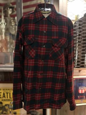 50s ビンテージ ペンドルトン pendleton USA ボードシャツ ウール アメリカ製