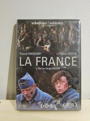 【dvd】LA FRANCE (邦題:フランス)/セルジュ・ボゾン (serge bozon)